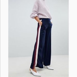 Ted Baker London Ebenny Wide Leg Trousers 5 12